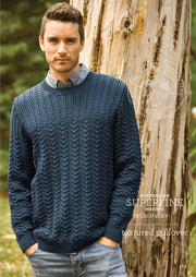 462 Textured Pullover