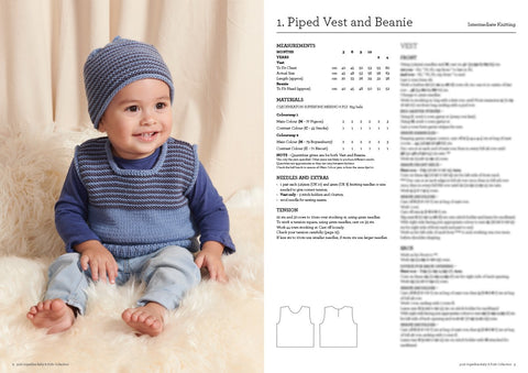 3016 Superfine Baby Collection