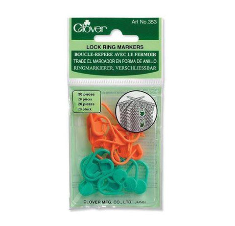 353 Locking Stitch Markers