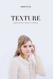 Texture: Exploring Stitch Patterns in Knitwear