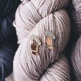 English Knitting Pin