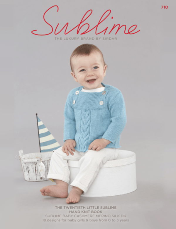 710 The Twentieth Little Sublime Hand Knit Book
