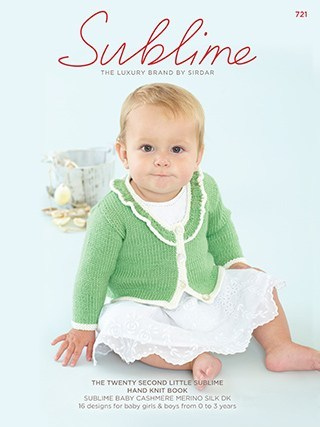 721 The Twenty Second Little Sublime Hand Knit Book