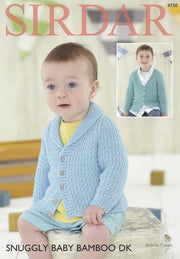 4730 Snuggly Baby Bamboo DK Leaflet
