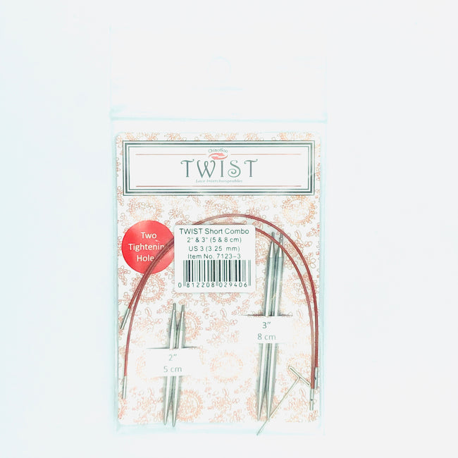 Twist Shorties Combo Pack