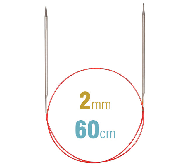 Addi Lace Fixed Circular Needles
