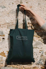 Bûches Knitting Tote
