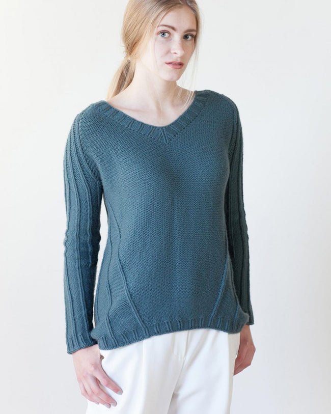 Strale - Top Down Pullover