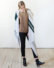 Tryk - Color Block Scarf