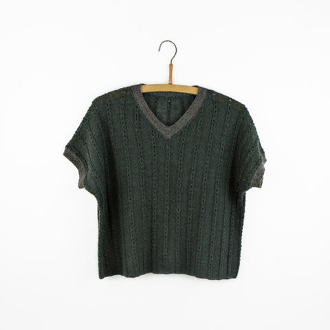 PSSO (Pass Slipped Stitch Over) Blouse