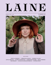 "Laine Magazine - Issue 11 ""Marjoram"" - Summer 2021"