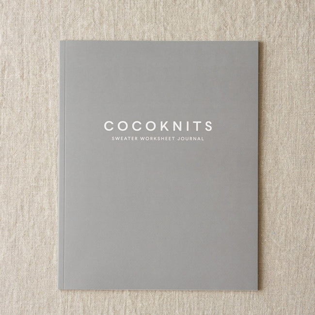 Cocoknits Worksheet Journal