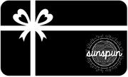 Sunspun Gift Cards