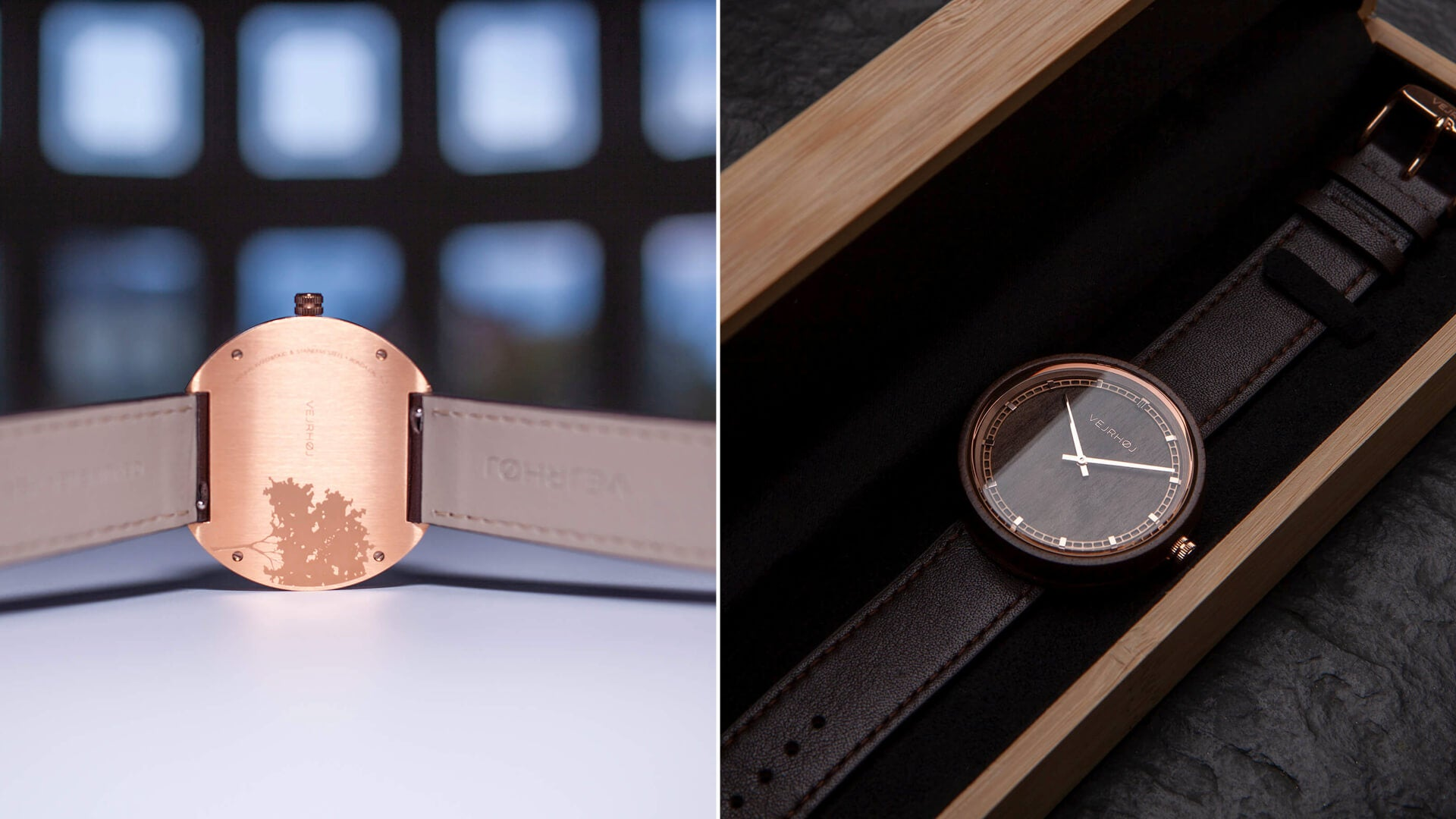ARCH 02 | wood watch