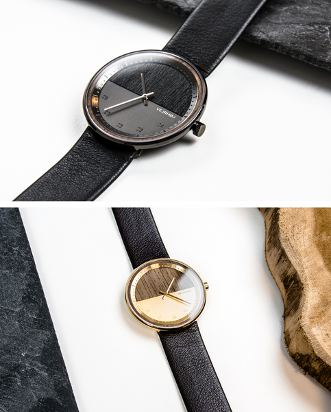 VEJRHØJ wooden watches