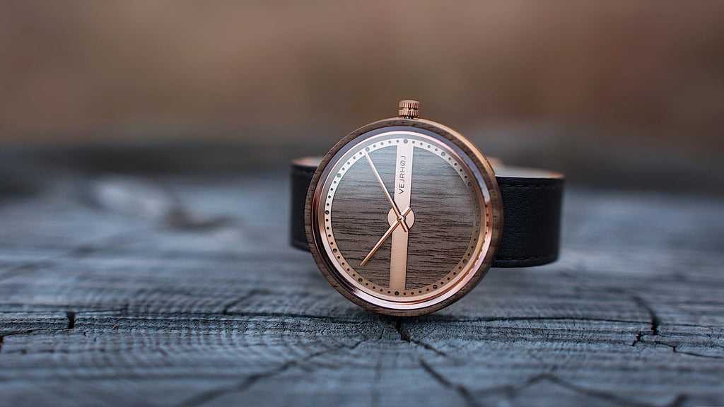 wood watches - VEJRHØJ