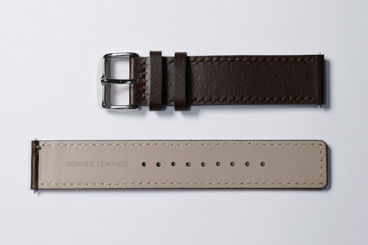 Brown leather strap (ARCH).