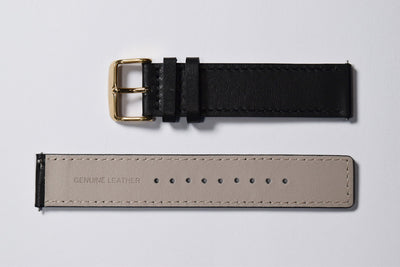 Black leather strap (ARCH).