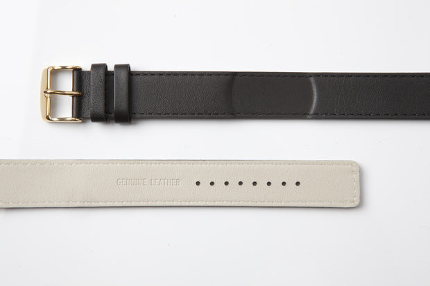 68º - Dark Leather Strap