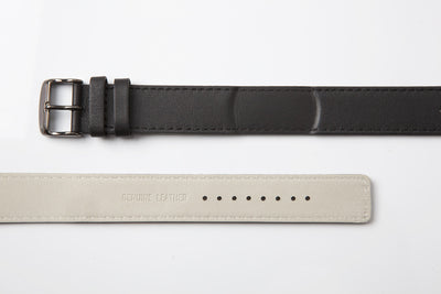 65º - Dark Leather Strap