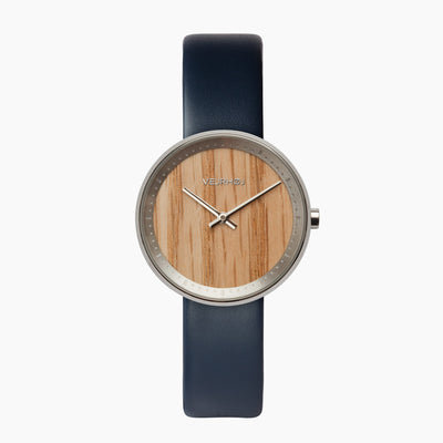 Small wooden watch for women