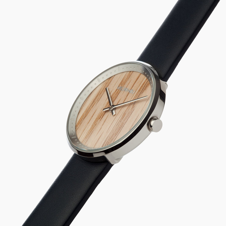 wooden watches for women - Freya VEJRHØJ