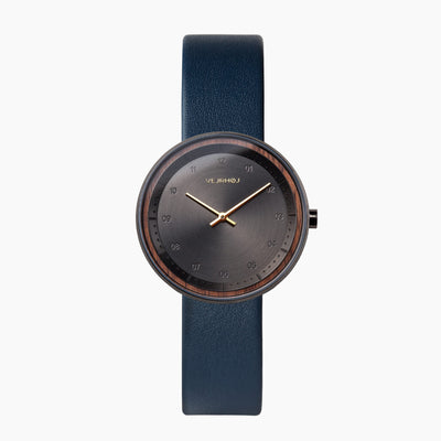 Petite / BLACK & GOLD / midnight blue