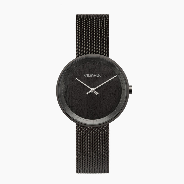 Womens's black watch - Luna VEJRHØJ