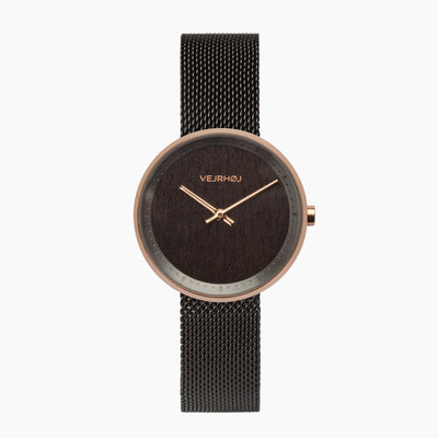 Women's rose gold watch - Stella VEJRHØJ