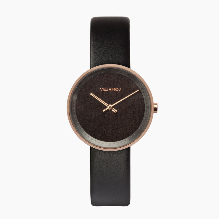 women's wood watches STELLA VEJRHØJ