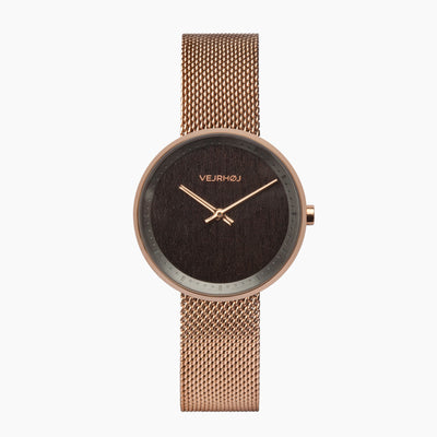 women's rose mesh watch -  STELLA VEJRHØJ