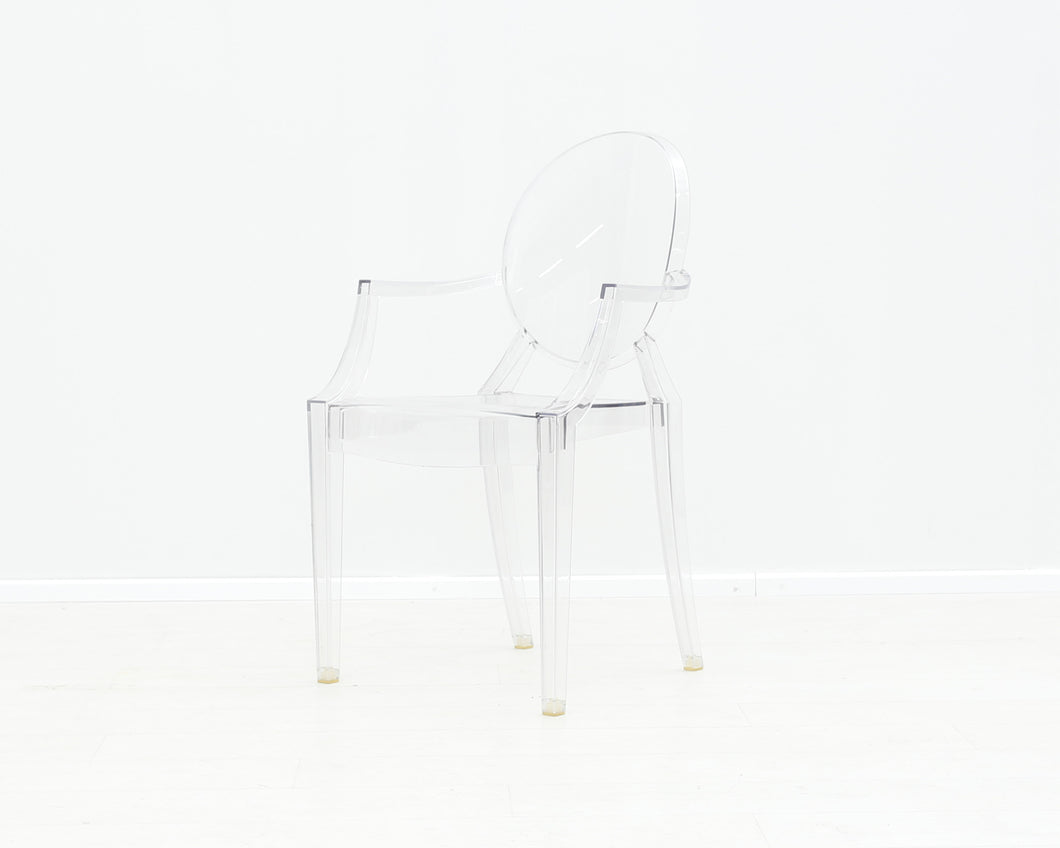 Kartell Louis Ghost tuoli