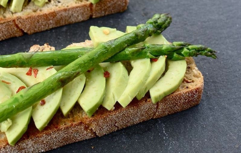 Avocado, chilli & smoked sea salt toast
