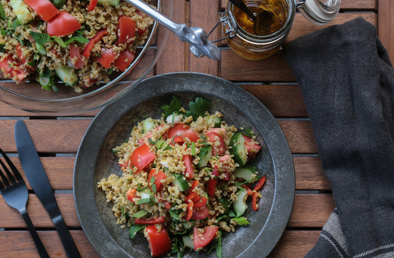 greenwheat freekeh