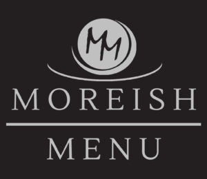 moreish menu