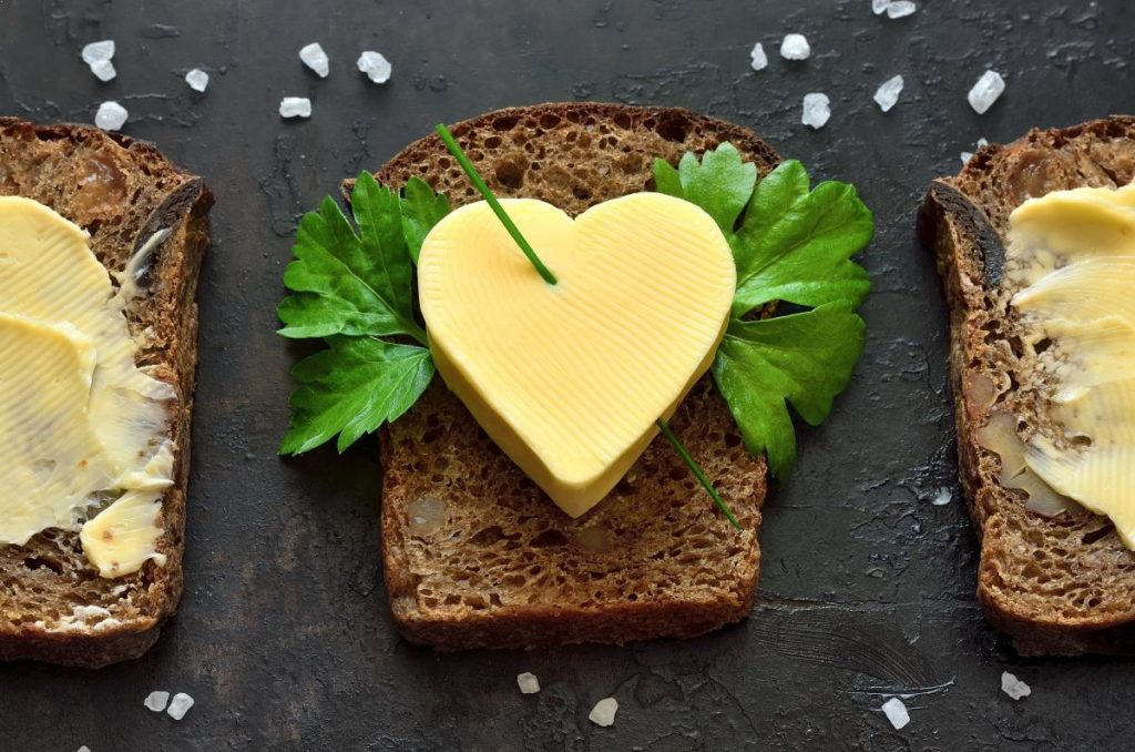 is butter good for you?
