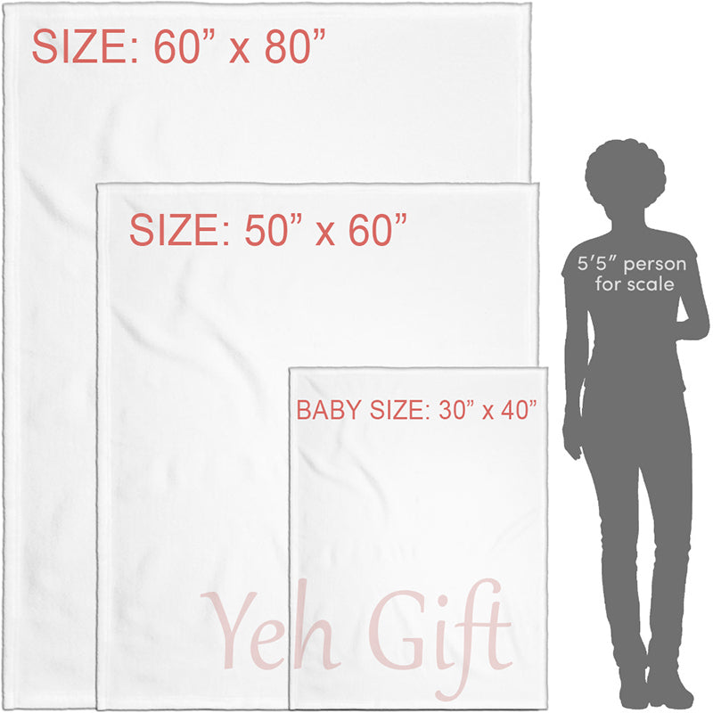 Blanket Size Chart 2
