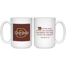 34 Quotes Personalized Coffee Mug - The Coffee Mug Gift For Special Occations - Gold Design Mug