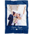 Personalized 1 Photo Blanket - Create Your Own Customized Photo Fleece Blanket