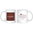 34 Quotes Personalized Coffee Mug - The Coffee Mug Gift For Special Occations - Orange Design Mug