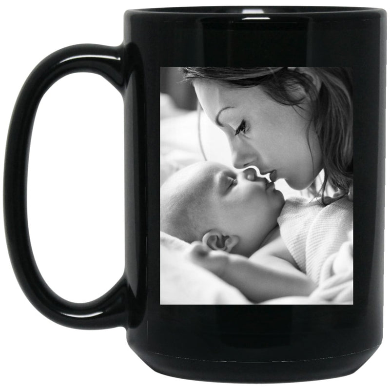 Personalized Photo Mug - Add Picture to Customize Your Own Coffee Cup - YehGift