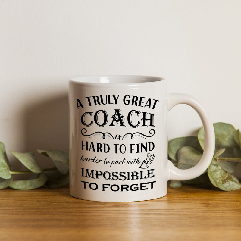 Retirement Mug – A Truly Great Job/Career/Position is Hard To Find – Unique and Memorable Physician Retirement Gifts - YehGift