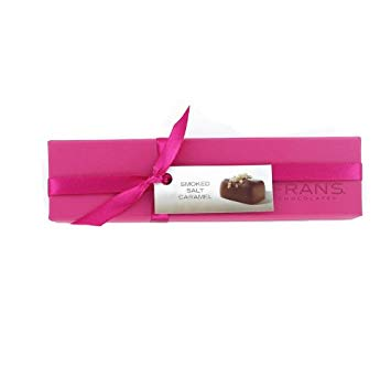 Fran's - 7pc Gray Salt Caramels (Milk Chocolate)