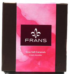Fran's - 20 piece Gray Salt (Dark Chocolate)