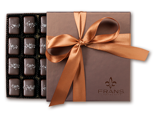 Fran's 20 piece Chocolates