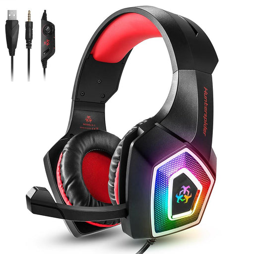 Ninja Dragon G3X Stereo LED Gaming Headset with Microphone - Cards and Gadgets