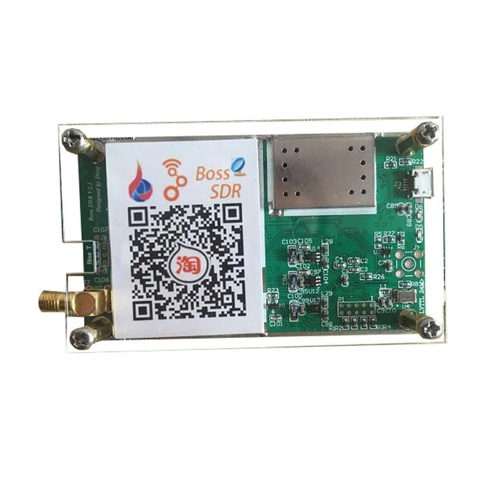 10KHz-2GHz Wideband 14bit Software Defined Radios SDR Receiver SDRplay with antenna driver & software with TCXO 0.5PPM - Cards and Gadgets