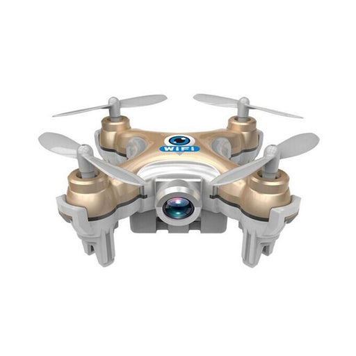 2.4GHZ 6 Axis Gyro Mini RC Quadcopter with 0.3MP Camear - Cards and Gadgets