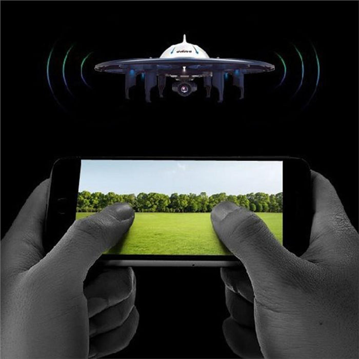 WiFi RC UFO Drone - Cards and Gadgets