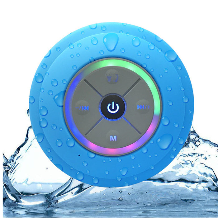 Waterproof Shower Bluetooth Speaker - Cards and Gadgets